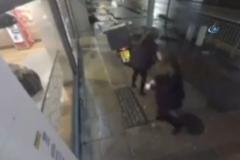 Genç kızların pizza hırsızlığı