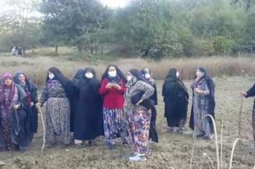 Bursalı kadınların direnişi sürüyor
