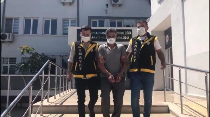 Bursa'da su faturası cinayeti