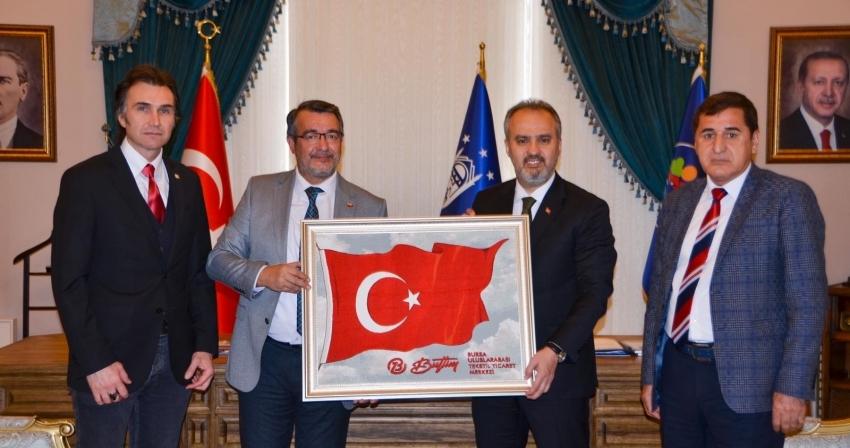 """""""BUTTİM, Bursa'ya değer katıyor"""""""