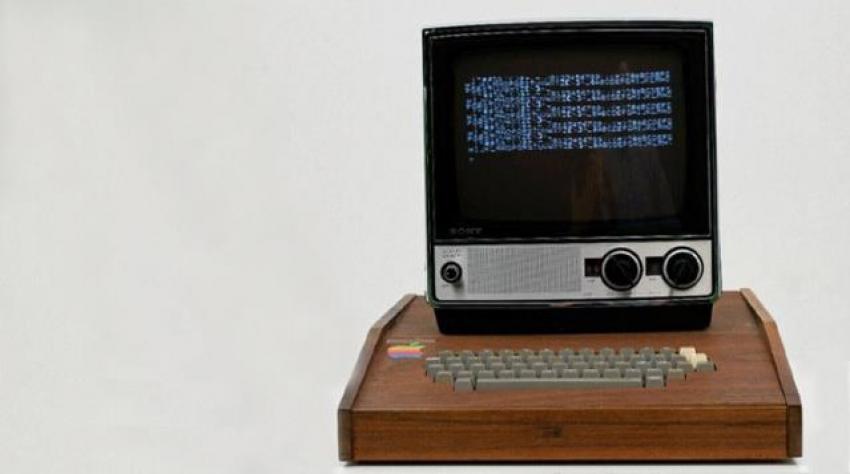 Apple'ın ilk bilgisayarı satılığa çıktı