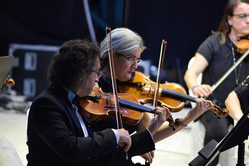 Gemlik'te klasik müzik akşamı