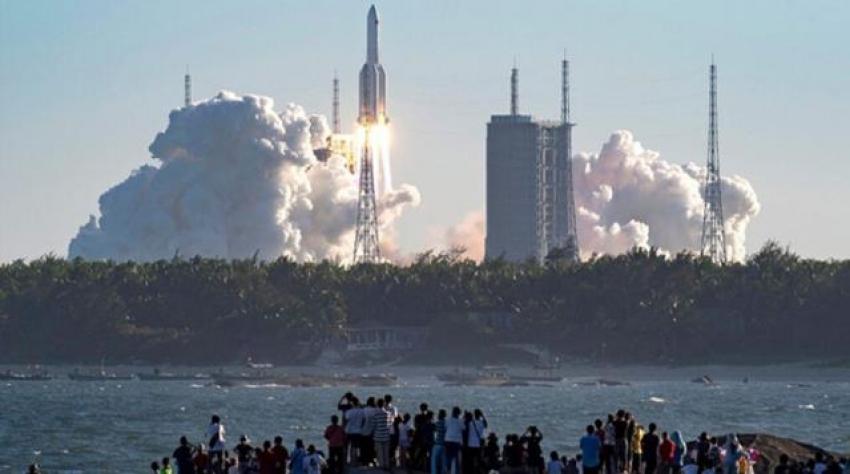 Kontrolden çıkan roket dünyaya düşüyor! 3 kentte çok sayıda kişi hayatını kaybedebilir