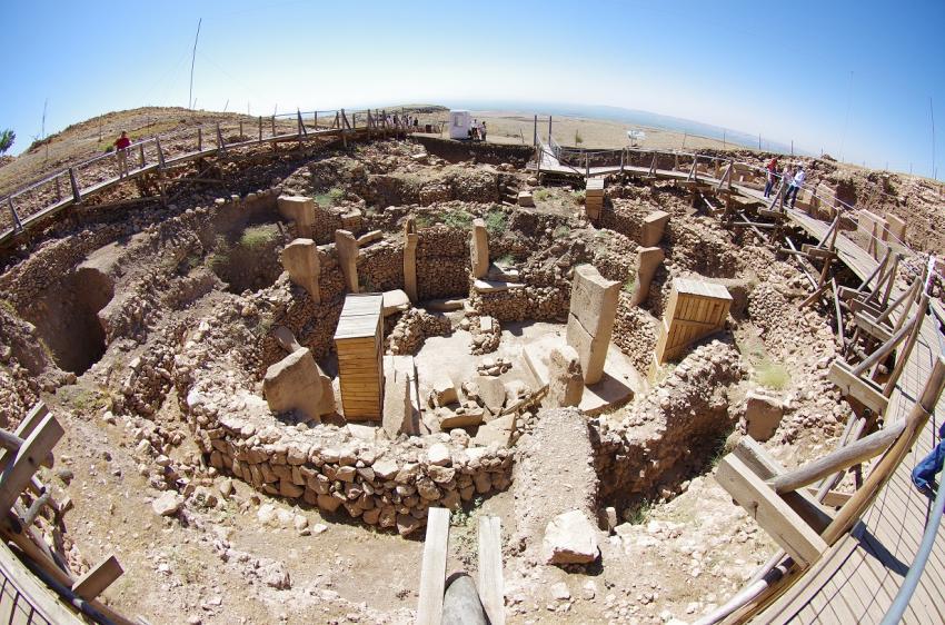 Yeryüzündeki en eski ibadet yeri bakın nerde?