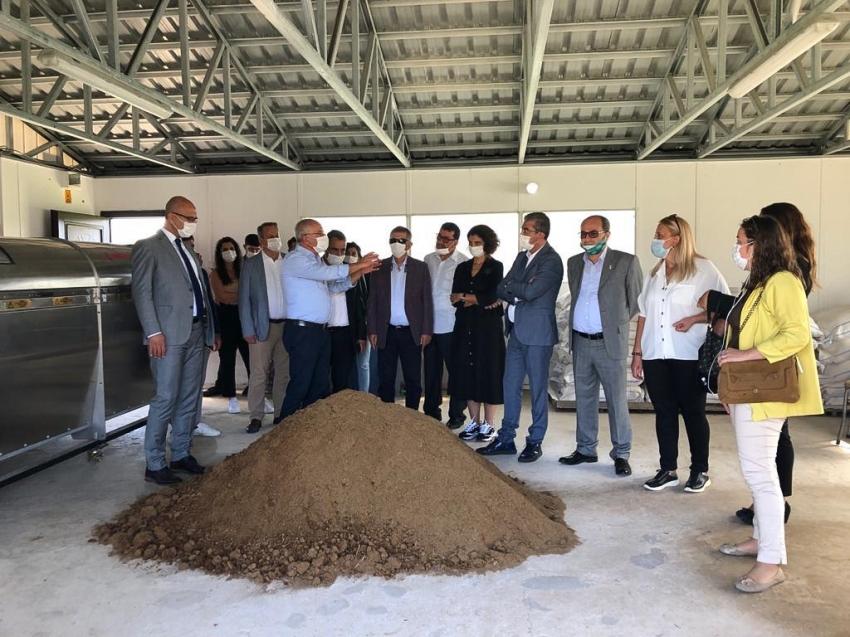 Bursa'da belediyeler tarımda iş birliği yapacak