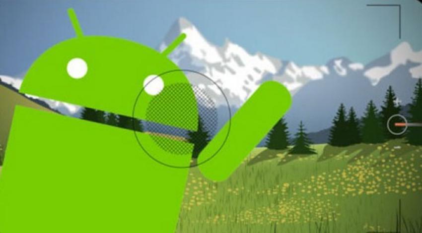 Google'dan kamera uygulaması