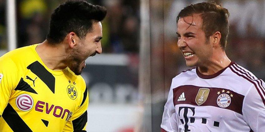 Dortmund'tan İlkay-Götze takasına ret!