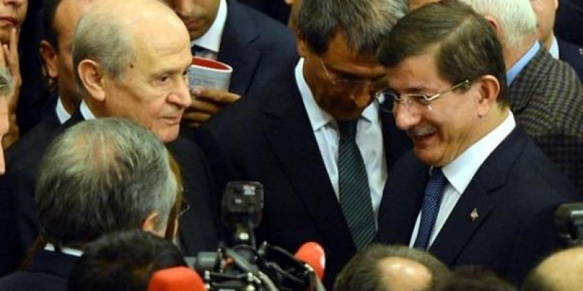 AK Parti'nin MHP heyeti belli oldu