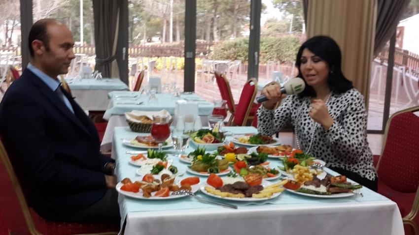 Düğünden çok yemekler konuşulacak!