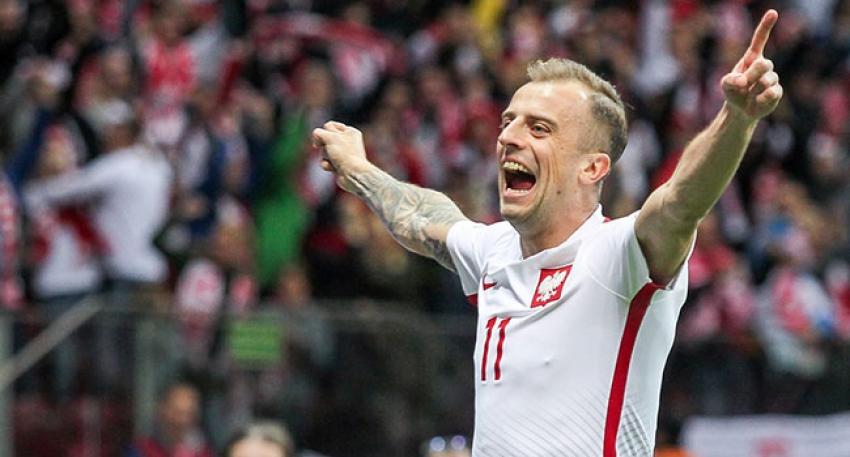 Kamil Grosicki 2 yıl Bursaspor'da!