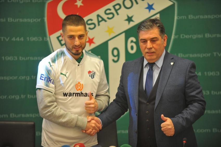 Bursaspor Gheorghe Grozav'la imzaladı