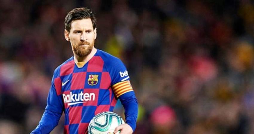 Messi Barcelona'dan gidiyor mu kalıyor mu?