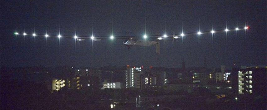 Solar Impulse 2 rekor için havalandı