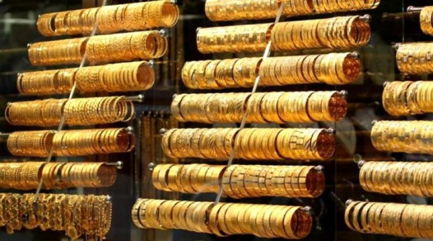 Altın dakikalar içinde 7 lira yükseldi