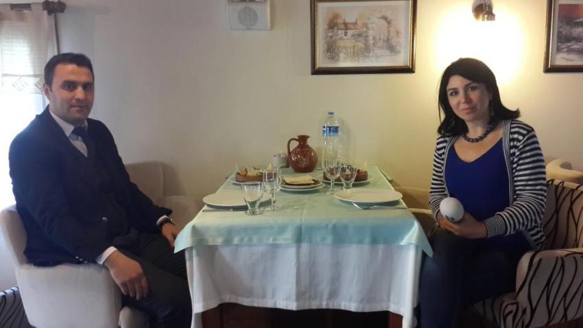 Bursa'da Cağ kebabı, Beyaz Değirmen'de yenir