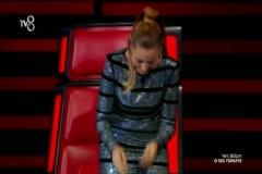 Hadise'nin Sıfır Tolerans şarkısı O Ses Türkiye'de olay oldu