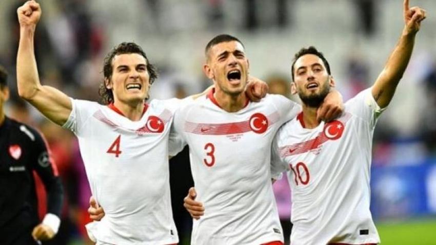 Hakan, Merih ve Ozan Kabak, EURO 2020'de Milli Takım forması giyemeyecek