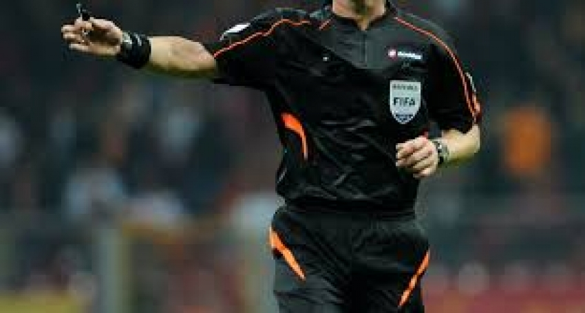 Osmanlıspor maçını Alper Çetin yönetecek