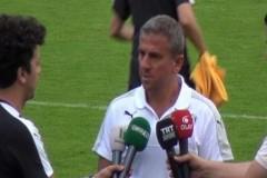 Hamzaoğlu maç sonu konuşması