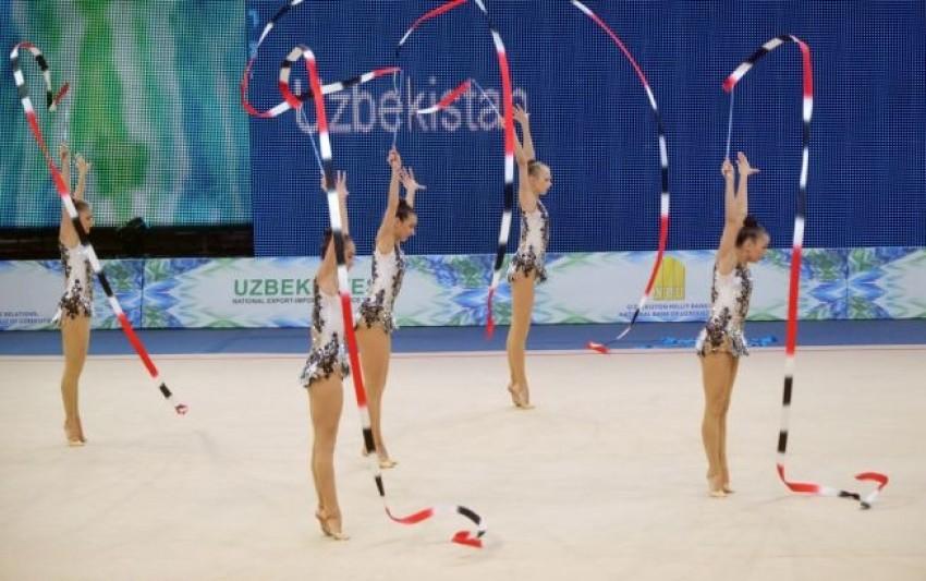"""Özbekistan'da """"Happy Caravan 2017"""" uluslararası turnuvası başladı"""