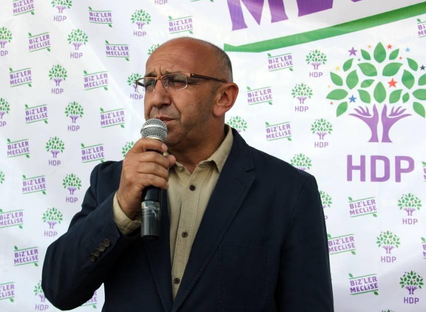 HDP'li vekil ifade verdi