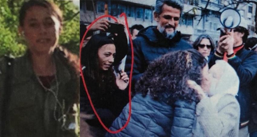 PKK'lı teröristlerin HDP'li milletvekilleri ile yakın teması ortaya çıktı