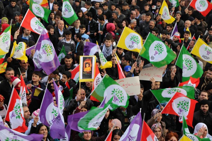HDP, MHP'yi geçebilir