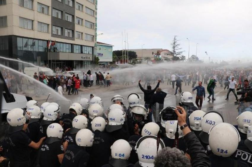 HDP mitinginde olanlar oldu: 10 gözaltı