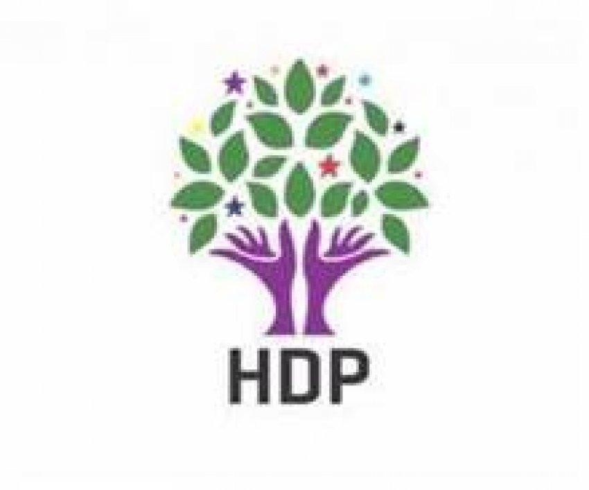 HDP'ye Kıbrıs şoku!