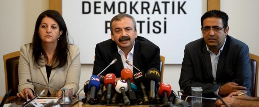 "HDP'den ""koalisyon"" çağrısı"