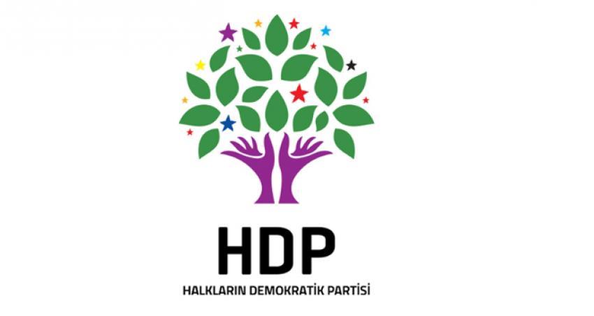 HDP'den Yunanistan'a destek!