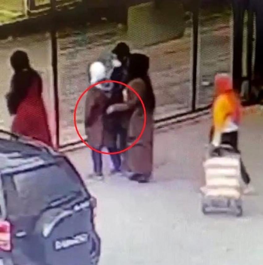 Bursa'da hemşireyi bu şekilde soydular