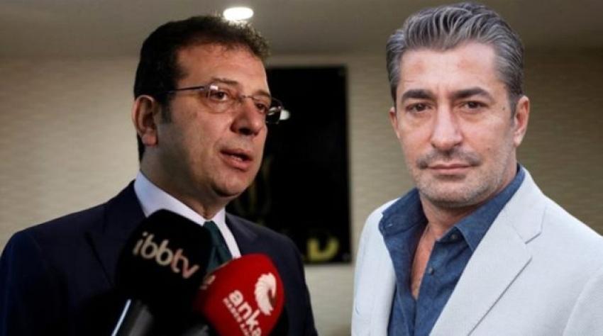 Erkan Petekkaya'dan İmamoğlu'nun paylaşımına olay yorum: Defol, terbiyesiz