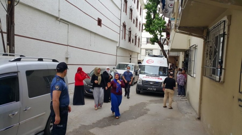 Bursa'daki kardeş kavgasında kan aktı