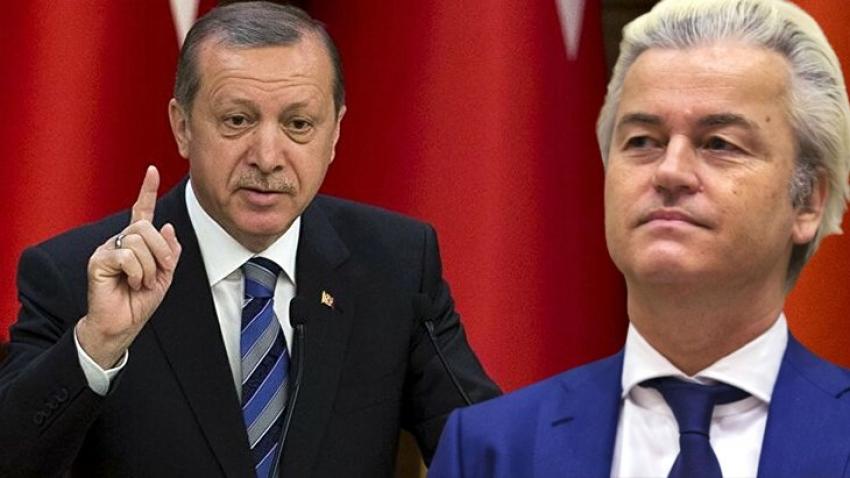 "Cumhurbaşkanı Erdoğan'a ""Terörist"" dedi"