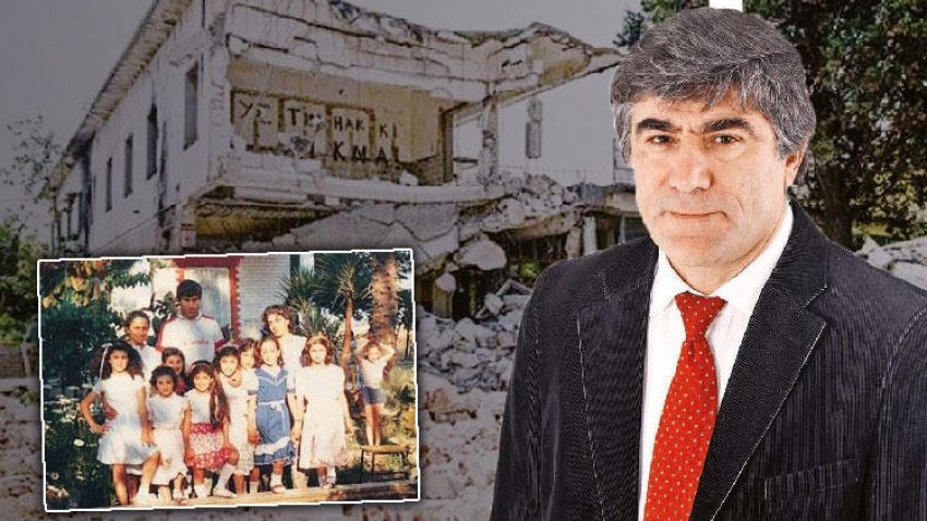 Hrant Dink'e 14 yıl sonra armağan...