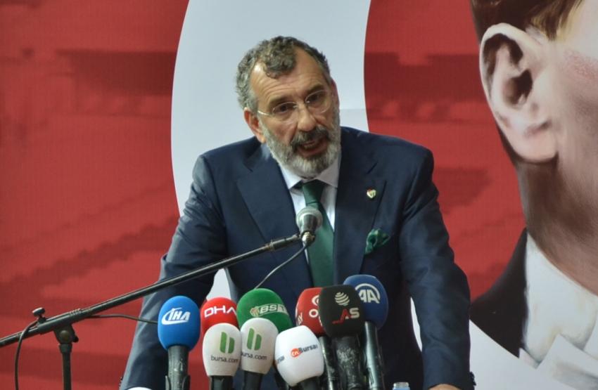 Hüseyin Akdemir'den Bursaspor açıklaması