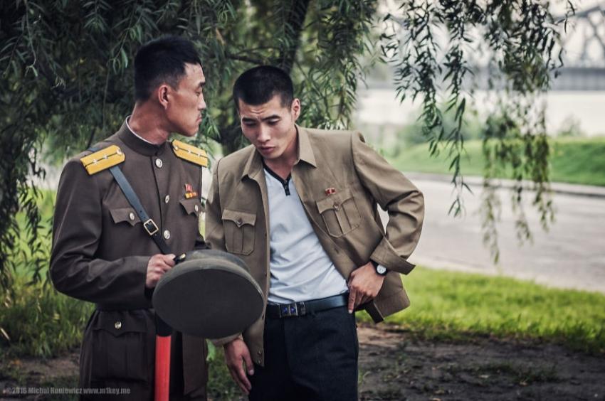 Yasaklar ülkesi Kuzey Kore'den gizli fotolar!