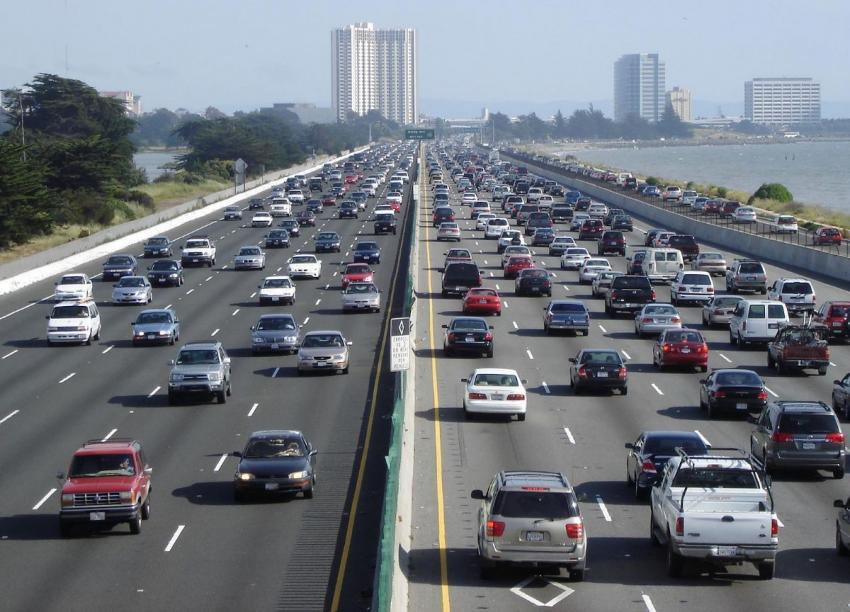 Trafikte hırs tehlikeli