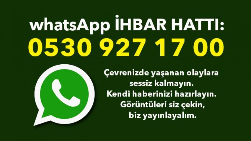 Bursa.com Whatsapp haber hattı