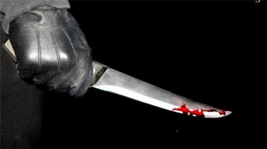 Garson bıçaklanarak öldürüldü!