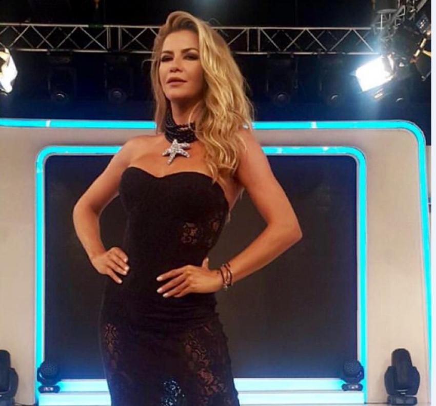 Ivana Sert, sosyal medyanın diline düştü.