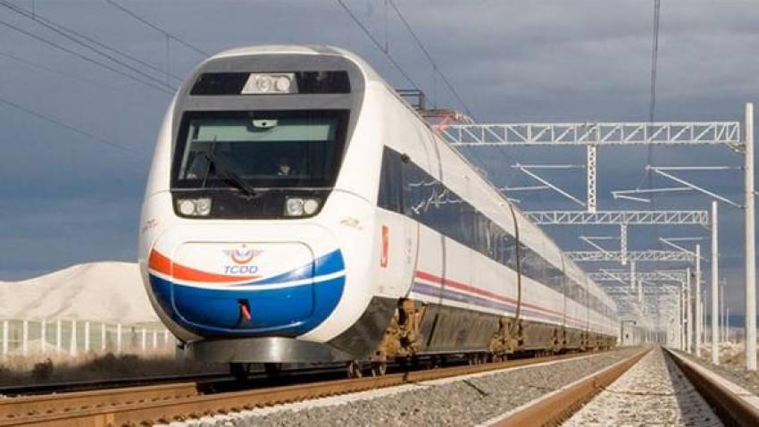 İki kent hızlı trenle bağlanacak