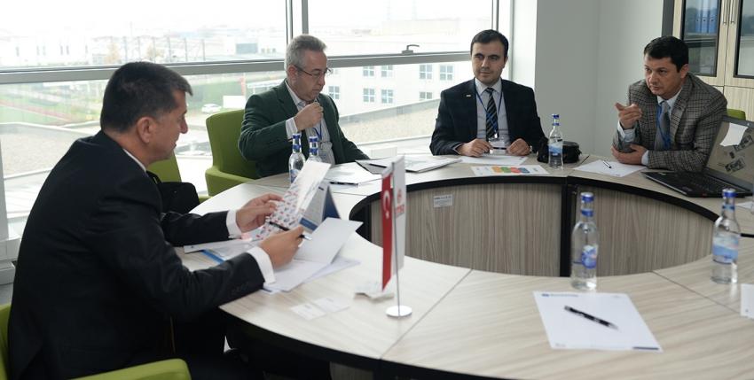 ASELSAN, işbirliği için Bursa'da…