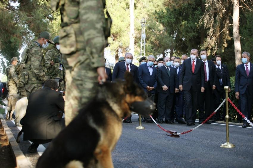 Cumhurbaşkanı Erdoğan Gemlik'te...