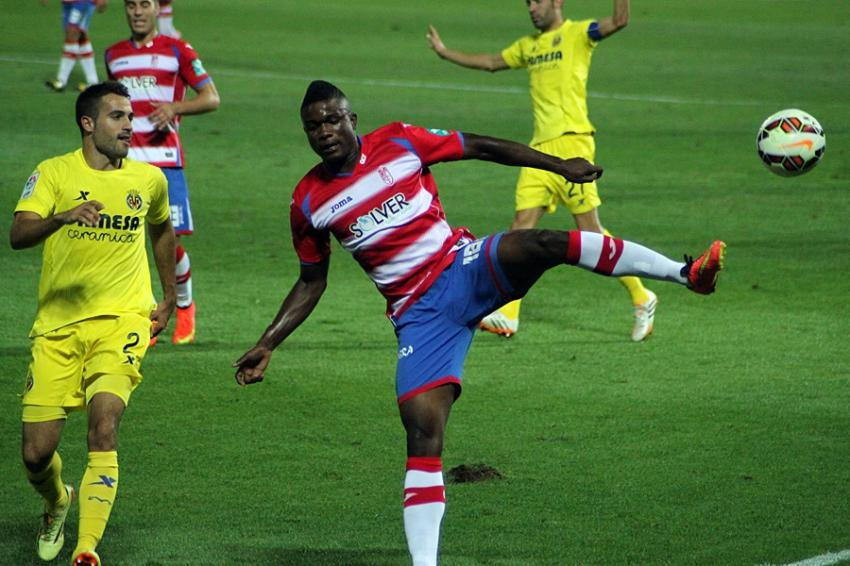 Timsah'a Kolombiyalı golcü