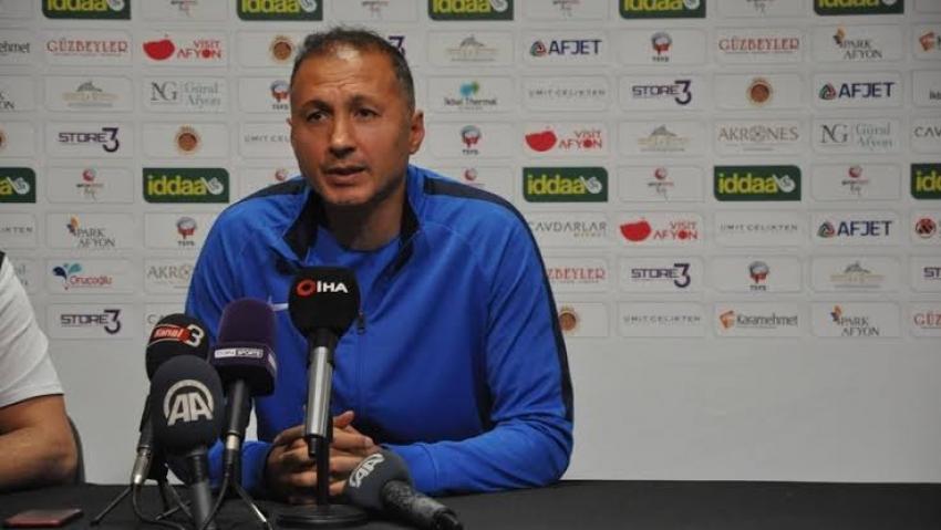 """Ahmet Taşyürek """"Ne olduğunu anlamadan 2 gol yedik"""""""