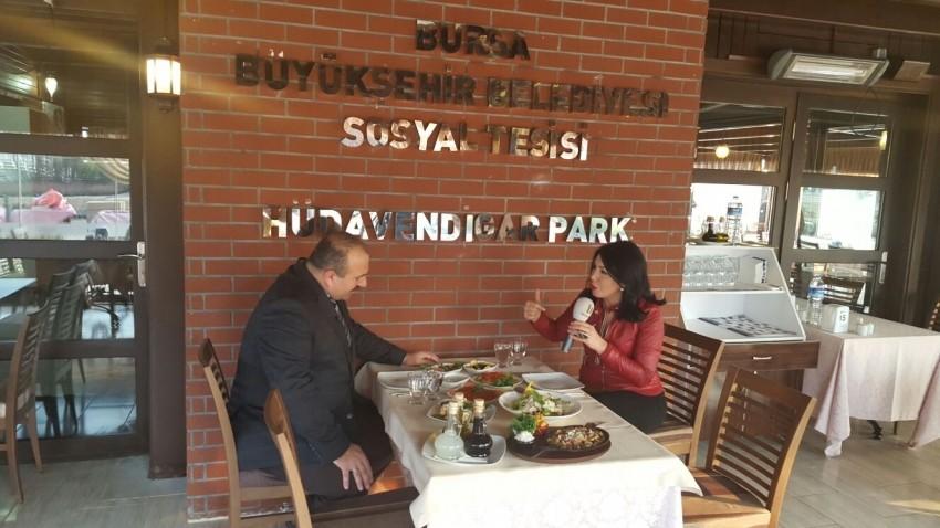 Doğayı seven, damak tadına düşkünlerin adresi Mihraplı Restoran