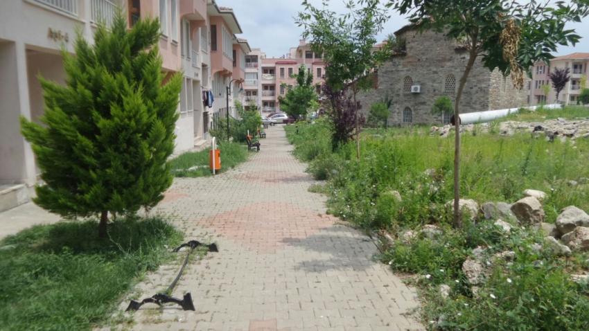 Doğanbey TOKİ'de fuhuş iddiası! (ÖZEL HABER)