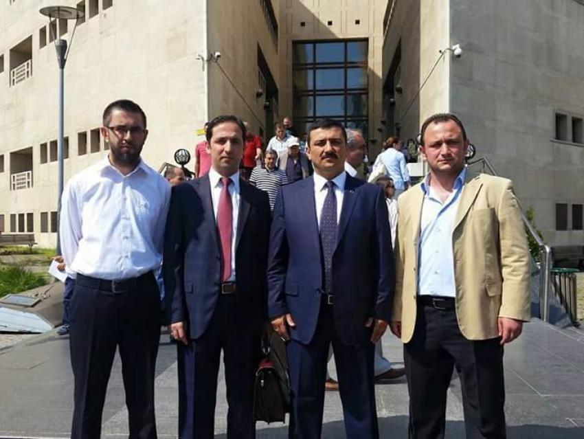 Başkan Selçuk Türkoğlu beraat etti